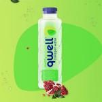 Вода с колаген /хидролизиран, Peptan®/ qwell SHAPE с Витамин В12, Цинк и Магнезий, 475ml