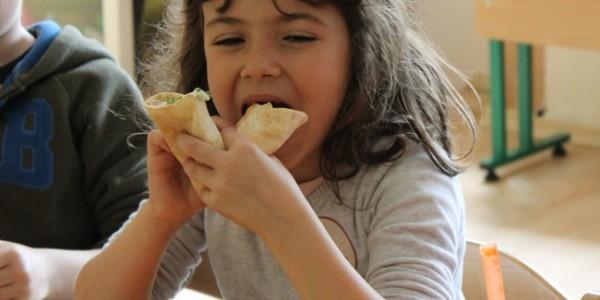 Food Revolution Day в България, 2014
