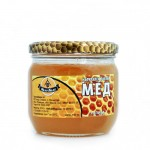 Майски пчелен мед с Рапица от село Манастир, Провадийско /по биологичен метод/ 'Мило жило', 400g