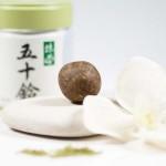 Трюфели с матча зелен чай /сурови, без захар/ 'nouri', 3 броя
