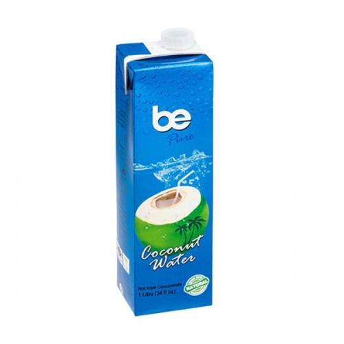 Кокосова вода /електролит/ от млади орехи без добавена захар 'be Pure', 1000ml