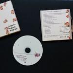 Диск с български природни звуци - амбиент проект на Виргиния Захариева