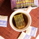 Чай за отслабване 'КРАСИВО ТЯЛО' с Гръмотрън, Зърнастец и Корен от глухарче на Бени от 'Здравей', 21 пакетчета с конец