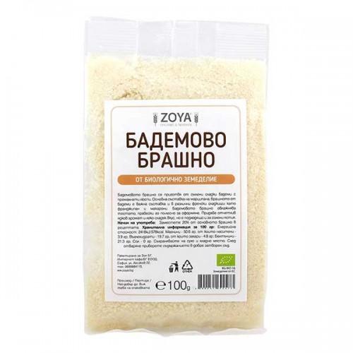Бадемово брашно /био, безглутеново/, 100 г