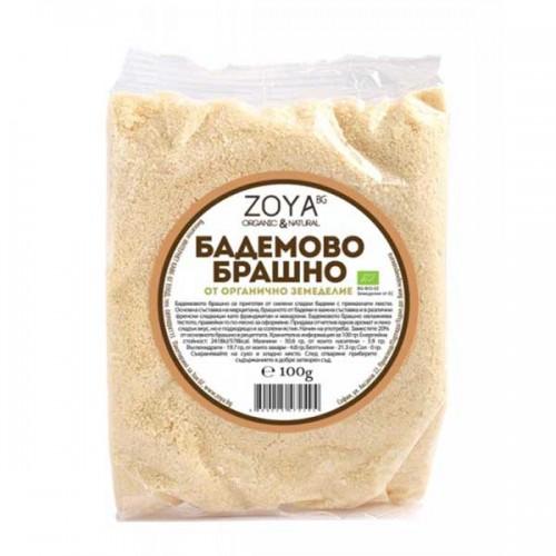 Бадемово брашно /био, безглутеново/, 100 гр.