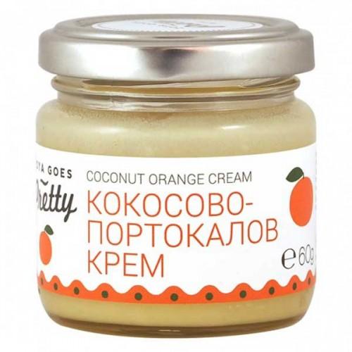 Кокосово-портокалов крем 'Zoya Goes Pretty', 60г