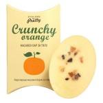 Масажен бар за тяло 'Crunchy orange' с ухание на мед и портокал 'Zoya Goes Pretty', 65г