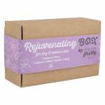Подаръчна кутия с натурална козметика за суха и зряла кожа /комплект от 3 продукта/ 'Rejuvenating box', Zoya Goes Pretty
